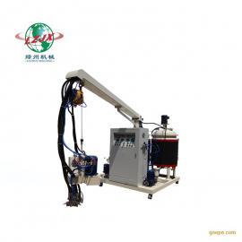聚氨酯PU密封条发泡生产设备 全自动PU密封胶条灌注流水线