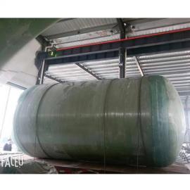 SMC模压化粪池 玻璃钢模压化粪池 化粪池 家用小型模压化粪池