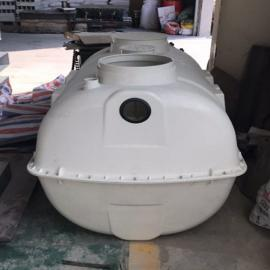 SMC模压化粪池 玻璃钢化粪池 家用小型模压化粪池欢迎采购