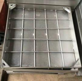 罗明建材304不锈钢井盖下水道不锈钢隐形雨水井盖规格齐全可定制