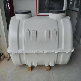 小型模压化粪池-万玖环保家用小型模压化粪池-无污染抗老化