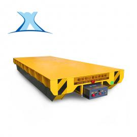 单相轨道供电系列40T卷扬机式电动平车|地轨蓄电池电动平车