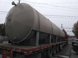 PPH卧式储罐优先九州阿丽贝防腐设备