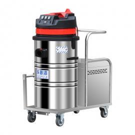 乐普洁工业吸尘器LP80无线移动电瓶充电吸尘器