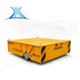 百特智能车间装卸电动无轨道搬运车5吨优质服务