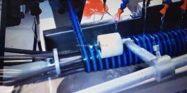 加强筋管机械|塑筋管生产设备厂家|塑筋管生产设备