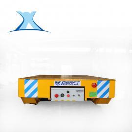 牵引轨道地平车电动蓄电池电动平车轨道平车拉挖掘机管道运输