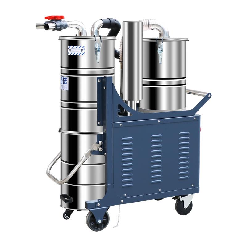 食品级工业吸尘器乐普洁LP305制药厂房专用大功率除尘机
