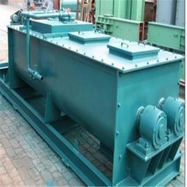 昊天*生产大型双轴粉尘加湿搅拌机灰库专用粉加湿机现货