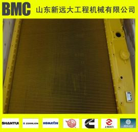 水箱总成,山推SD22推土机水箱154-03-C1001,水箱散热器