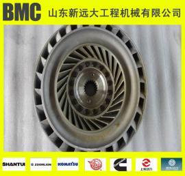 山推变矩器涡轮154-13-41510,SD22推土机涡轮原厂销售