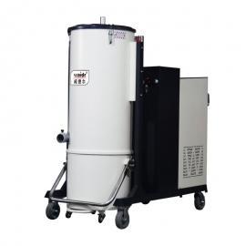 威德尔(WAIDR)7500W大功率脉冲工业吸尘器粉体涂料车间吸粉尘用吸尘设备WX-75F