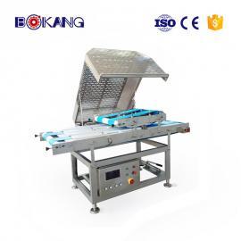 FQJ2-160鸡胸肉切片机器 肉类分切机 鸭脯肉分层设备 切片机