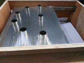 不锈钢接管板 卫生级接管板 啤酒接管板分配板 CIP接管板