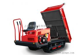 乘坐式履带搬运机BE813CTDP自走式履带搬运机筑水田园管理搬运机