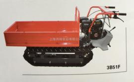3B51F履带自卸乘座式搬运机 升降式自卸式搬运车 田园管理搬运机