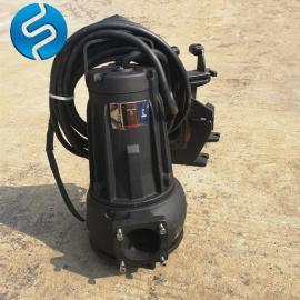 兰江移动潜水泵型号WQ