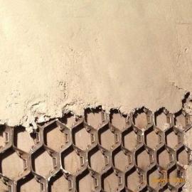 恒瑞特HRT-TL07钢厂烧结除尘管道 专用耐磨陶瓷可塑料 陶瓷胶泥