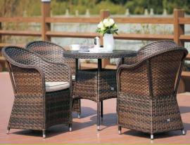 户外家具组合桌椅-田园休闲桌椅组合-组合桌椅加工制造