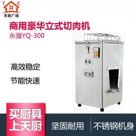 永强YQ-300A豪华型绞切两用机 商用绞肉机 切肉机