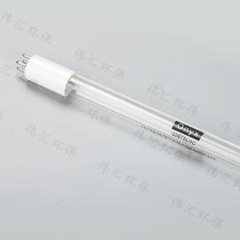 紫外线杀菌灯G64T5L/4 半潜入式鱼缸紫外消毒 单端四针石英材质