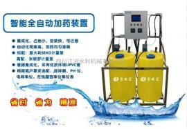 【碧瑞达】全自动加药装置BRD-JY100/2双桶双泵暖通加药设备