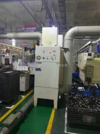 磨床铣床CNC加工中心 机械式油雾净化器收集器三层过滤