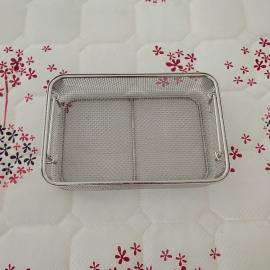 优质304不锈钢消毒筐,图@不锈钢网筐网篮生产