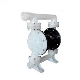 连泉现货 QBY压滤机专用泵 QBY-80/100工程塑料气动隔膜泵