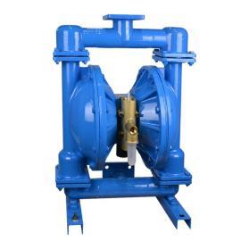 连泉 QBK泥浆输送泵 不阻塞压滤机专用泵 QBK-50不锈钢隔膜泵