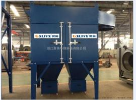 分体式脉冲除尘器 滤筒除尘器自动清灰 工业粉尘治理收集