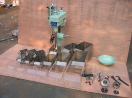 银锐XFD-12型实验室用多槽浮机变频浮选机搅拌式连续浮选机