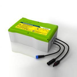 LED太阳能路灯 朗越能源储控智能系统-低温3-5天整夜