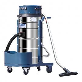 新建厂房机械厂用吸尘器-大功率干湿两用工业吸尘器