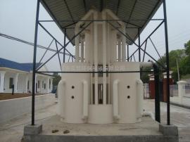 工业冷却水过滤系统|循环水紫外线杀菌设备