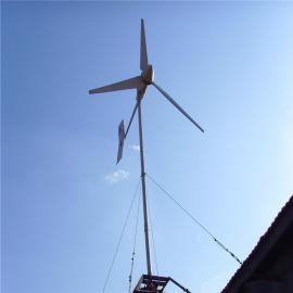 5000W风力发电机生产厂 用微型风力发电机组