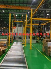 曳引机生产线 无齿轮曳引机装配线出厂报价