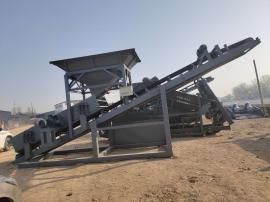 滚筒式筛沙机 全自动大型震动筛沙机 20型30型50型80型