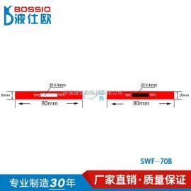 波仕欧 测温胶贴SWF-70B铁路车辆线缆专用型70度80*10mm