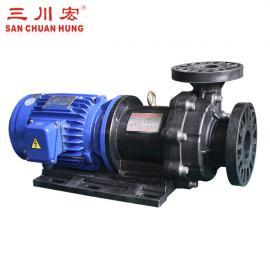 三川宏��耐酸�A磁力泵C型�P式塑料化工泵