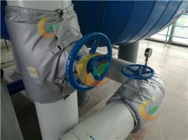 化工厂制药厂可拆卸保温衣、保温套*定制