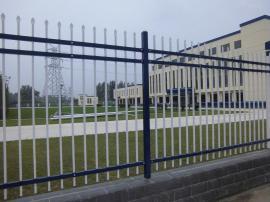义乌社区小区围墙护栏铁艺锌钢护栏