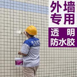 透明防水涂料十大品牌 青龙外墙防水透明胶