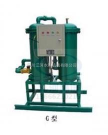 【江河环保】WD/SYS-SCJJ空调循环水旁流水处理器开式闭式