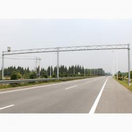 高速龙门架,高速省界收费站龙门架,车辆识别龙门架生产厂