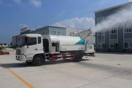 国六疏通吸污车生产厂家