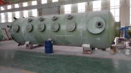 华强*生产BTL型12吨玻璃钢烟气脱硫塔