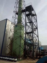 华强*生产BTL型20吨玻璃钢烟气脱硫塔