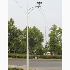 监控杆,道路监控杆,室外监控杆生产厂