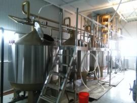 紫铜电加热型果渣原酒蒸馏提纯白兰地蒸馏机